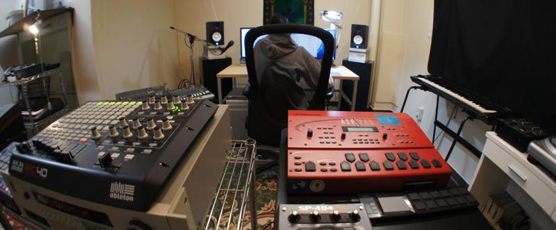 北海道,札幌,恵庭レコーディング,スタジオ