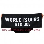 B.I.G. JOE WORLD IS OURS TOWEL