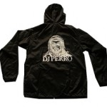 【OFFICIAL ITEM!!!】DJ PERRO BLOUSON PARKA /BLACK(XL)