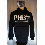【NEW ARRIVAL!!!】PROHIBIT/PHBT PULLOVER HOOD[BLACK]