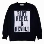 【NEW ARRIVAL!!!】PHBT R.R.R. CREW SWEAT[GRAY]