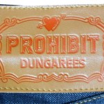 PROHIBIT / STANDARD DENIM INDIGO
