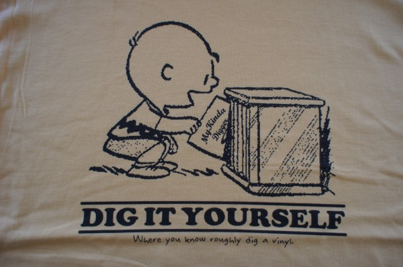 DIG IT YOURSELF