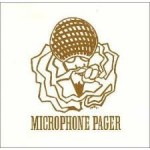 """【偉大な先人】MICROPHONE PAGER / MICROPHONE PAGER【色褪せない】"""