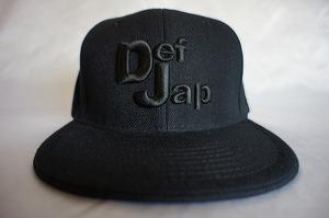 Def Jap black×black