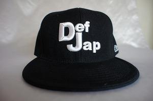 Def Jap black×white