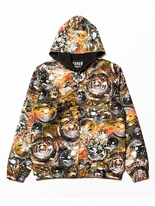 W.S Zip Up Hoodie