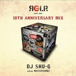 DJ SHU-G R10TH