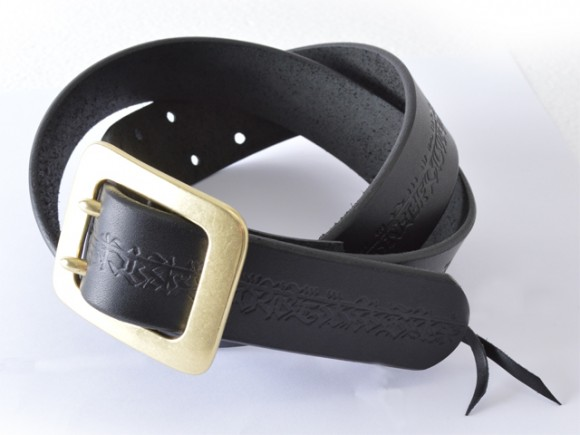 Prohibit-LineLeatherBelt