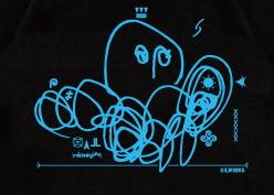 pOLVy-BlackSkyBlue-Print