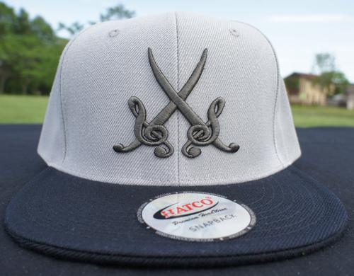 TRI-CAP-GRY&BLK