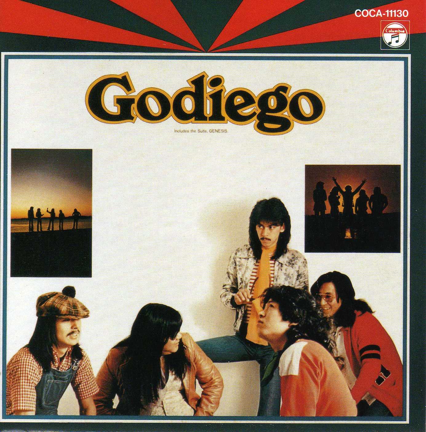 GODIEGO-KUMIKYOKU
