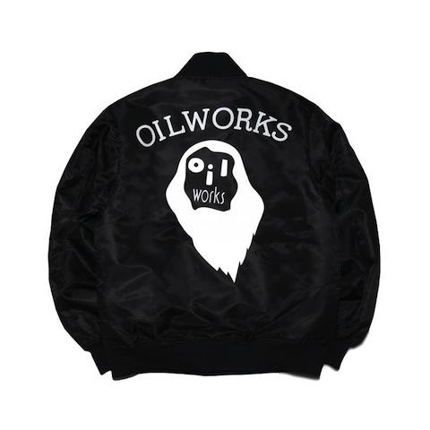 OILWORKS STADIUM Jacket 2015-B