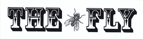 THE FLY LOGO
