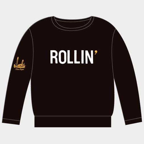 ROLLIN' SWEAT